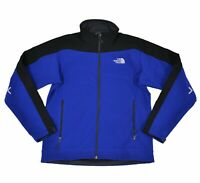 THE NORTH FACE NWT MENS JAKE BLUE ZIPPER FRONT DRAKEN JACKET SIZE M $155