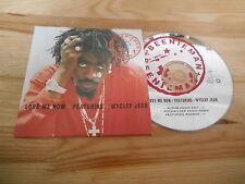 CD Hiphop Beenie Man / Wyclef Jean - Love Me Now (2 Song) Promo VIRGIN REC cb