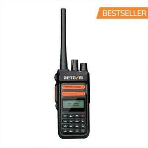 Retevis RT76P Repeater-Capable GMRS Radio 5W