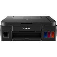Canon Pixma G3500 Digital Photo Printer Wireless 4 Ink Tanks 8.8 IPM A4 0630c008
