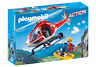 Playmobil Action 9127 Bergretter Helikopter neu und OVP Hubschrauber