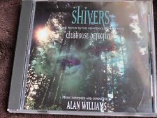 Alan Williams: Shivers / Clubhouse Detectives Original Soundtrack OST CD