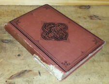Ladies Fancy Work Hints And Helps To Home Taste & Recreations Vol. 3 Jones 1876