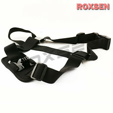 Elastic Single Shoulder Strap Mount Chest Harness Adapter for GoPro Hero 2 3 3+