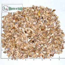 PICTURE JASPER, 5-11mm tumbled quartz 1/2 lb bulk xmini+ stones