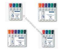Staedtler Lumocolor Whiteboardmarker Flipchartmarker 351 B 356 356B WP4 WP6 WP8