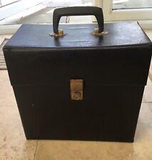 Vintage Beau Brummel VINYL LP Record Carrying Case.