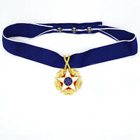 US Order Badge Presidential Medal of Freedom, Medallion with Neck Ribbon Rare!!