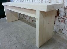 Pine Rustic Kitchen & Dining Tables