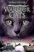 WARRIOR CATS 3 / Band 3: Die Macht der drei: VERBANNT ° Taschenbuch ►►►UNGELESEN