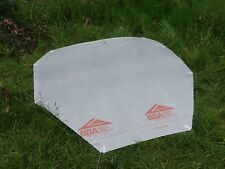 Tyvek tent/porch footprint: Terra Nova Solar 2; Phoenix Phreeranger ~350g