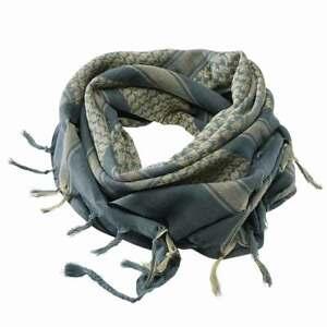 BRANDIT SHEMAGH SCARF Tactical Military Neck Arab Scrim Headscarf Petrol/Khaki