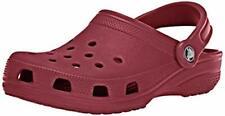 Crocs Classic Clog Garnet - 12 Women / 10 Men US