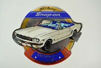 NOS Vintage Snap-on Tools American Classic 64 Mustang Tool Box Decal P/N SSX1577