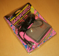 Sammlungsauflösung Nintendo NES Sega Atari NAKI Automatic Game Switch NTSC new