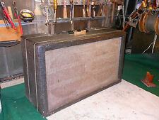 Vintage Gregory Guitar Bass XXX Tube Amp Conversion 2 X10 Speakers