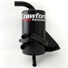 Crawford Air Oil Separator Kit V2 For Rotated Turbo & FMIC for 08-14 STi S0716-2