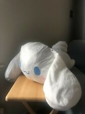 More details for sanrio cinnamoroll ready for nap big plush 45cm japan exclusive new