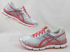 Asics Gel-Neo33 V2 Running Shoes White / Hot Punch / Flash Orange US 8