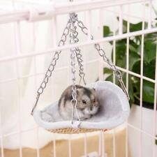 Small Pet Hammock Hamster Cage House Hanging Cage Nest Ferret Rat Cat Squirrel