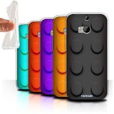 Étuis, housses et coques noirs HTC One M8 en silicone, caoutchouc, gel pour téléphone mobile et assistant personnel (PDA)
