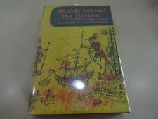 Worlds Beyond the Horizon- Joachim G. Leithauser, 1955, 1st U.S. Edition