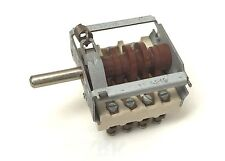 EGO 49.24215.000 Rotary Switch 3 heat 16 amp  screw Terminals (Pack of 3)