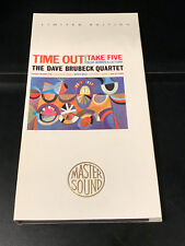 Dave Brubeck-Time Out-CD Master Sound Box Set-VG Condition-Columbia Records