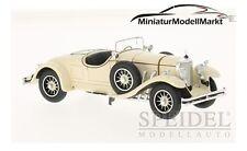#43210 - Neo Mercedes 24/100 Roadster - beige - 1926 - 1:43