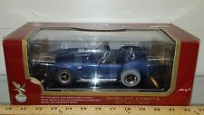 1/18 YATMING/ROAD LEGENDS 1964 SHELBY COBRA 427S/C BLUE yd
