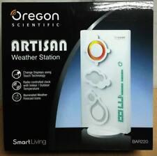 Oregon Scientific Weather Station Artisan BAR220 with Remote Sensor