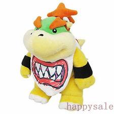 """9""""Bowser Koopa Jr. Soft Plush Doll Super Mario Brothers Bros/Bowser US Shipped"""