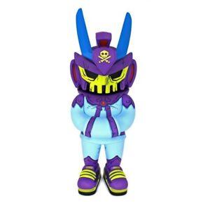 "IN HAND SkellaTEQ MegaTEQ 12"" by Trashbury x Quiccs x Martian Toys Skeletor MOTU"