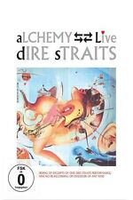 "DIRE STRAITS ""ALCHEMY LIVE (20TH ANN EDT)"" BLU RAY NEW"