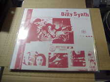 LP:  BILLY SYNTH - We Have To Make It On Our Own  NEW KBD PUNK PSYCH REISSUE