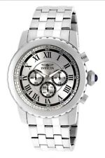 Invicta Men's Stainless Steel Watch Model 19467 with case and manual