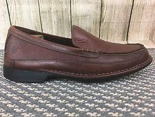 Men's Timberland Smart Comfort Control System Brown Loafers - Size 11 M   V28(5)