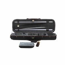 The High Grade Colored Square Oblong Black Oxford Violin Case TL-C006A