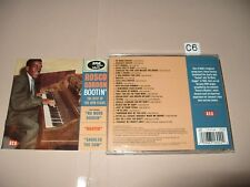 Rosco Gordon  Bootin' (The Best Of The RPM Years, cd 1998) Ex/Nr Mint