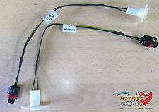 1990-02 Dodge Dakota Ram 1500 2500 3500 Van Pair of License Lamp Wiring Mopar
