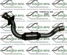 Catalytic Converter-Exact-Fit Right Davico Exc CA 19458