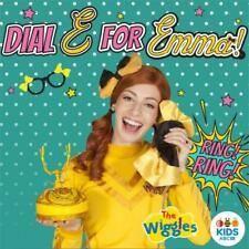 THE WIGGLES (DIAL E FOR EMMA CD - SEALED + FREE POST)