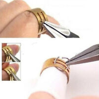 Finger DIY Brass Jump Ring Opener Closing Tools Jewelry Making Finding Helper