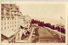 MANOIR RICHELIEU MURRAY BAY, QUEBEC CANADA 1938