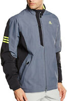 adidas ClimaProof Gore-Tex Two Layer Mens Waterproof Golf Jacket - Grey