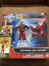 Power Rangers Ninja Steel Armored Red Ranger