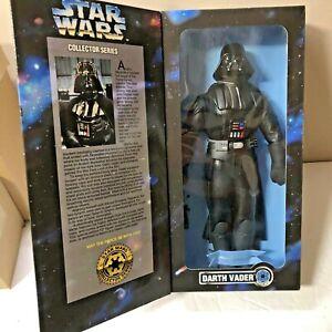 Vintage Kenner Star Wars Collector Series Darth Vader Action Figure 12 Inch 1996