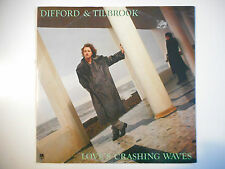 """MAXI 12"""" POP 80s  ▒ DIFFORD & TILBROOK : LOVE'S CRASHING WAVES (EXTENDED REMIX)"""