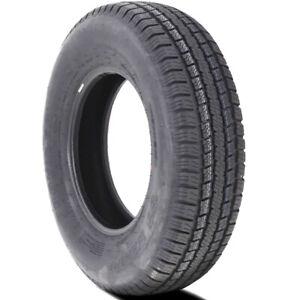 Tire Taskmaster Provider ST 205/75R15 Load D 8 Ply Trailer