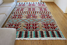 200x300 cm Orientalischer Teppich,Carpet,Kelim,Rug, Damaskunst S 1-6-21